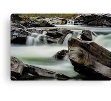 Cossatot River Falls Canvas Print