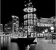 Monochrome Night  by Polar Impressions  Photography