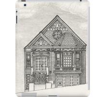 House on Potrero Hill, San Francisco iPad Case/Skin