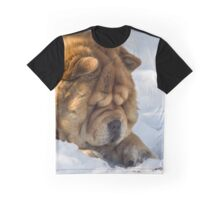 Chow-Chow watchdog Graphic T-Shirt