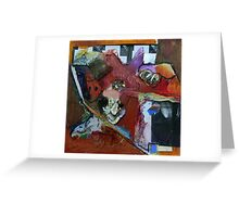 entertaining endless possibilities Greeting Card