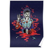 Dead Spock Poster
