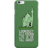 lol hiding  iPhone Case/Skin