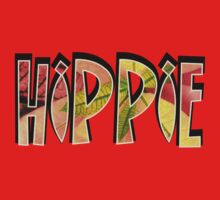 Hippie vintage decoration Clothing & Stickers by goodmusic