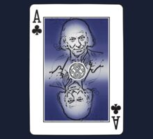 Hartnell sticker Card by inkpossible