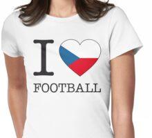 I ♥ CZECH REPUBLIC Womens Fitted T-Shirt