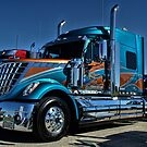 2013 International Semi Truck Southern Pride by TeeMack