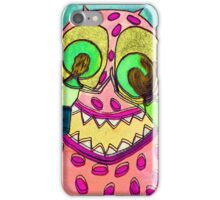 Sea Monster Surprise  by Lollypop Arts iPhone Case/Skin