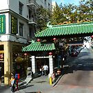 China Town, San Fransisco by kellimays