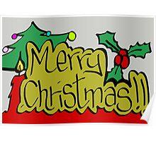 Merry Xmas! Poster