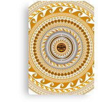 greek ornament Canvas Print