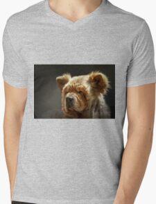 Chow-Chow portrait Mens V-Neck T-Shirt