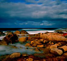 Late Afternoon at Eddystone Point by Imi Koetz
