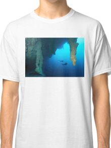 Blue Hole Belize Classic T-Shirt