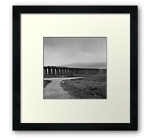 Ribblehead Viaduct, Yorkshire Framed Print