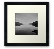 Coniston Water, Cumbria Framed Print