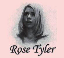 Rose Tyler One Piece - Short Sleeve