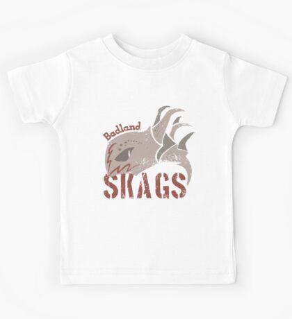Badland Skags Kids Tee