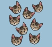 Miley AMA Cats by DCVisualArts