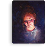 Devan Portrait Canvas Print