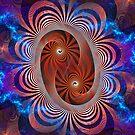 twisted gaskets  by LoreLeft27