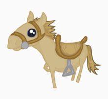 Halfling Mount- Pony by NireLeetsac