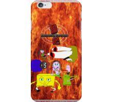 Demented Cartoons Phone Case iPhone Case/Skin