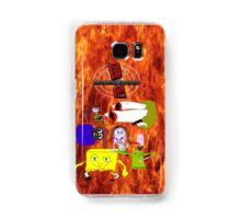 Demented Cartoons Phone Case Samsung Galaxy Case/Skin