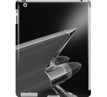 Light (black&white) iPad Case/Skin