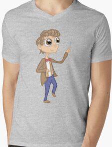 eleventh doctor cutie Mens V-Neck T-Shirt