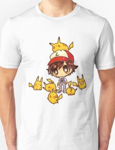 Ash & Pikachu's T-Shirt