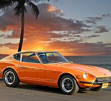 1971 Datsun 240Z 'The Legend Begins' by DaveKoontz