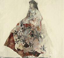 Hommage à Botticelli VIII by Ute Rathmann