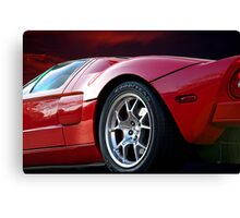 2011 Ford GT II Canvas Print