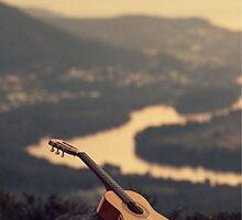 Guitar by Sam Tucker