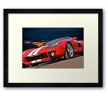 2011 Ford GT I Framed Print
