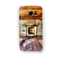 Abandoned Bush house #1 & #2, the lounge room (portrait) Samsung Galaxy Case/Skin