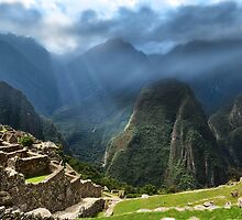 Lost City of the Incas by Nika Lerman