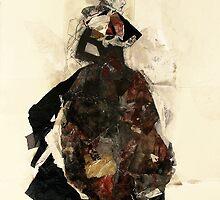 Hommage à Henri de Toulouse-Lautrec V by Ute Rathmann