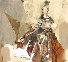 Hommage à Cranach X by Ute Rathmann