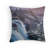Fintry Loup  Throw Pillow