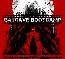 Batcave Bootcamp (Red) by Rorus007