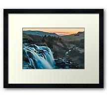 Fintry Loup Landscape Framed Print