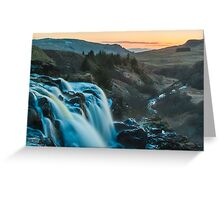 Fintry Loup Landscape Greeting Card