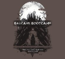 Batcave Bootcamp (Dark) T-Shirt