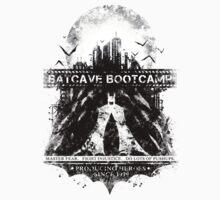 Batcave Bootcamp (Dark) One Piece - Short Sleeve