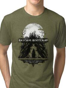 Batcave Bootcamp (Dark) Tri-blend T-Shirt