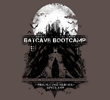 Batcave Bootcamp (Dark) Unisex T-Shirt