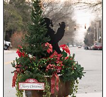 Merry Christmas Bellefonte! by Michel Godts
