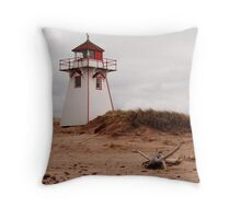 Eastcoast Lighthouse Throw Pillow